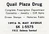 Click image for larger version.  Name:quail plaza drug 10916 n may.jpg Views:281 Size:64.1 KB ID:2402