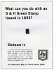 Click image for larger version.  Name:s & h green stamp.jpg Views:226 Size:202.2 KB ID:2429